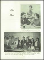 1955 Basic High School Yearbook Page 66 & 67