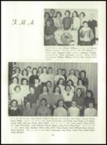 1955 Basic High School Yearbook Page 68 & 69