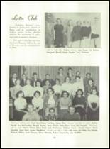 1955 Basic High School Yearbook Page 76 & 77
