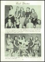 1955 Basic High School Yearbook Page 82 & 83