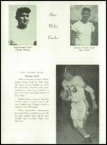 1955 Basic High School Yearbook Page 90 & 91