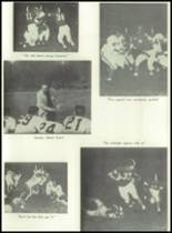 1955 Basic High School Yearbook Page 92 & 93