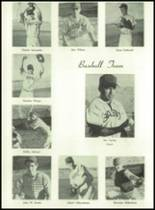 1955 Basic High School Yearbook Page 104 & 105