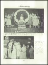 1955 Basic High School Yearbook Page 106 & 107