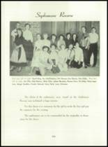 1955 Basic High School Yearbook Page 112 & 113