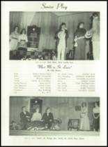 1955 Basic High School Yearbook Page 114 & 115
