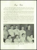 1955 Basic High School Yearbook Page 116 & 117
