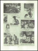 1955 Basic High School Yearbook Page 118 & 119