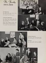 1956 Lake View High School Yearbook Page 24 & 25