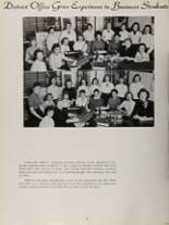 1956 Lake View High School Yearbook Page 32 & 33