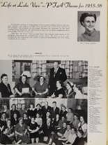 1956 Lake View High School Yearbook Page 34 & 35