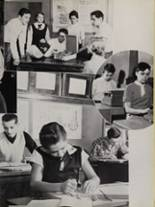 1956 Lake View High School Yearbook Page 42 & 43