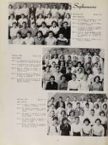 1956 Lake View High School Yearbook Page 56 & 57
