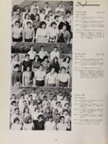 1956 Lake View High School Yearbook Page 58 & 59