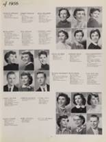1956 Lake View High School Yearbook Page 84 & 85