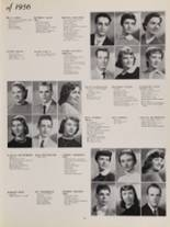 1956 Lake View High School Yearbook Page 96 & 97