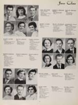 1956 Lake View High School Yearbook Page 98 & 99