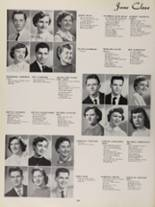 1956 Lake View High School Yearbook Page 104 & 105