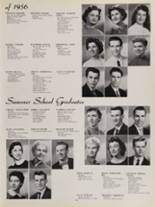 1956 Lake View High School Yearbook Page 106 & 107