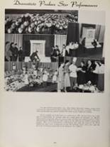 1956 Lake View High School Yearbook Page 110 & 111