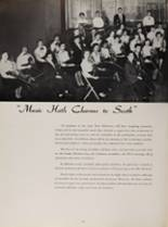 1956 Lake View High School Yearbook Page 122 & 123
