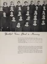 1956 Lake View High School Yearbook Page 124 & 125