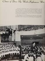 1956 Lake View High School Yearbook Page 132 & 133