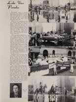 1956 Lake View High School Yearbook Page 134 & 135