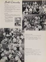 1956 Lake View High School Yearbook Page 140 & 141