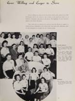 1956 Lake View High School Yearbook Page 144 & 145