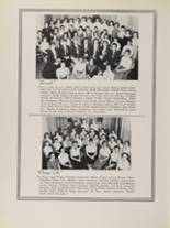 1956 Lake View High School Yearbook Page 190 & 191