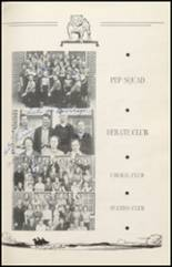 1938 Clyde High School Yearbook Page 54 & 55