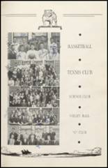 1938 Clyde High School Yearbook Page 60 & 61