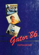 1986 Yearbook Dickinson High School