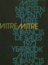 1973 Yearbook St. Francis De Sales High School