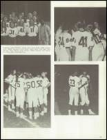 1970 Fairfield High School Yearbook Page 46 & 47