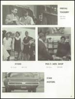 1970 Fairfield High School Yearbook Page 52 & 53