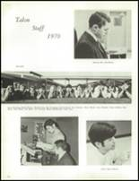 1970 Fairfield High School Yearbook Page 58 & 59