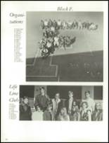 1970 Fairfield High School Yearbook Page 64 & 65