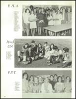 1970 Fairfield High School Yearbook Page 66 & 67