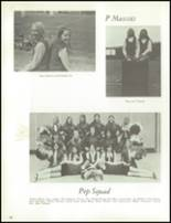1970 Fairfield High School Yearbook Page 86 & 87