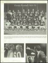 1970 Fairfield High School Yearbook Page 90 & 91