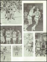 1970 Fairfield High School Yearbook Page 104 & 105
