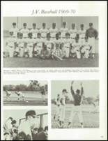 1970 Fairfield High School Yearbook Page 108 & 109
