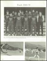 1970 Fairfield High School Yearbook Page 112 & 113
