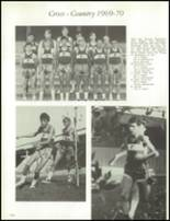 1970 Fairfield High School Yearbook Page 114 & 115
