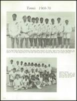 1970 Fairfield High School Yearbook Page 118 & 119