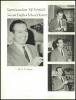 1970 Fairfield High School Yearbook Page 128 & 129