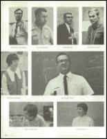 1970 Fairfield High School Yearbook Page 136 & 137