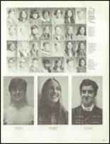 1970 Fairfield High School Yearbook Page 154 & 155